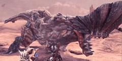 《怪物猎人世界》土砂龙怎么打?土砂龙打法图文指南