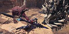 《怪物猎人世界》烂辉龙操虫棍单刷演示 操虫棍怎么单刷烂辉龙?