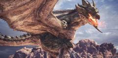 《怪物猎人世界》惨爪龙打法视频分享 惨爪龙新人散弹弩打法演示