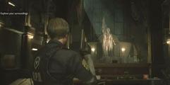《生化危机2:重制版》视频实机演示 开场试玩视频分享