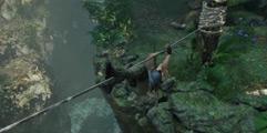 《古墓丽影:暗影》劳拉丛林探险实机演示视频 怎么收集资源?