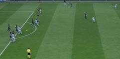 《FIFA 19》欧冠联赛演示视频 大巴黎VS曼城视频演示