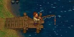 《守墓人》钓鱼点及钓鱼条速度减慢技巧 墓场物语怎么钓鱼?
