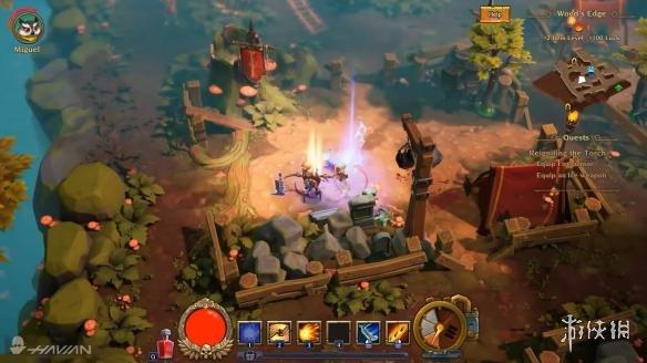 《火炬之光:前线》实机演示视频分享 游戏好玩吗?