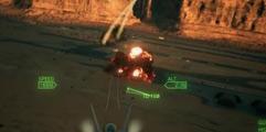 《皇牌空战7:未知空域》任务演示视频及大黄蜂战斗机展示
