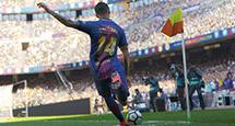 《实况足球2019》实机演示视频分享 PES2019游戏好玩吗?