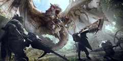 《怪物猎人世界》盾斧匠5刚刃流实战测试视频分享