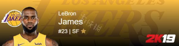 《NBA 2K19》能力值排名前十球员一览 能力值90以上球员有谁?