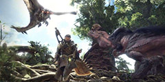 《怪物猎人世界》捕捉怪物视频教程 怎么捕捉怪物?