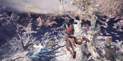 《怪物猎人世界》操虫棍玩法介绍 草虫棍怎么玩?