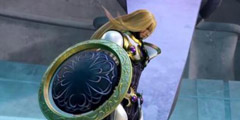 《最终幻想:纷争NT》暗之王战斗演示视频 暗之王战厉害吗?