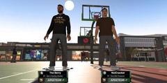 《NBA2K19》终极蛇皮弹簧床篮球演示视频