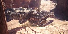 《怪物猎人世界》黑角龙的龙车怎么躲?黑角龙的龙车躲法详解