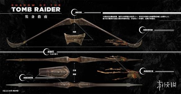 古墓丽影暗影全装备一览 古墓丽影11劳拉可用装备有哪些