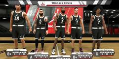 《NBA2K19》哈登双后撤步教学视频 2K19怎么双后撤步