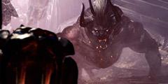 《怪物猎人世界》贝希摩斯笛子打法视频分享 笛子怎么打贝希摩斯?
