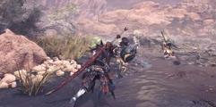 《怪物猎人世界》怎么刷雌火龙材料 快速刷雌火龙材料技巧视频