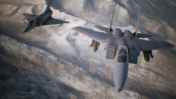 皇牌空战7未知空域配置要求高不高 配置要求说明一览