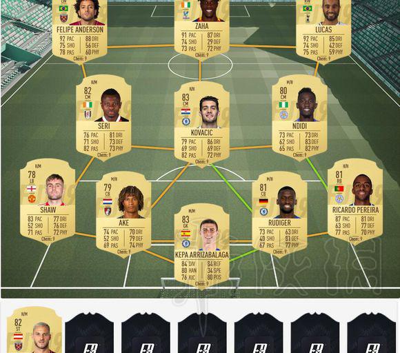 FIFA19开荒阵容如何选择 FIFA19开荒阵容推荐