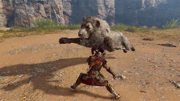 刺客信条奥德赛狮子打法攻略 刺客信条奥德赛狮子怎么打