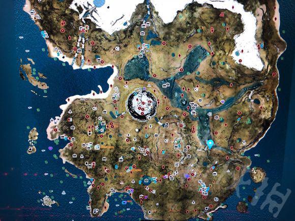 《森林》最新版地图怎么样?最新版地图一览