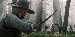 《荒野大镖客2》游戏进化史解说视频 游戏讲了什么?