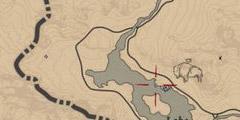 《荒野大镖客2》白野牛在哪?野牛具体位置一览