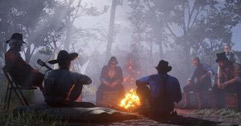 《荒野大镖客2》艾玛洛农场主女儿与无人酒吧彩蛋视频分享