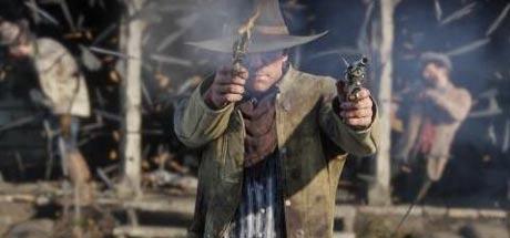 《荒野大镖客2》连环凶案凶手在哪里 凶手位置视频分享
