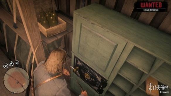 荒野大镖客2怎么打开保险箱 荒野大镖客2保险箱开启方法说明