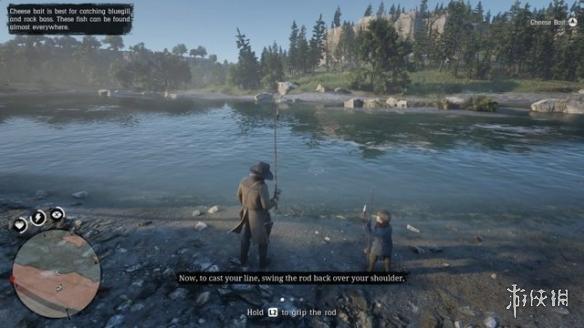 荒野大镖客2怎么钓鱼 荒野大镖客2钓鱼指南