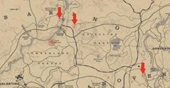 《荒野大镖客2》同伴的墓地位置图文攻略 帮派成员坟墓在哪里