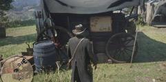 《荒野大镖客2》快速移动方法有哪些 快速旅行技巧分享