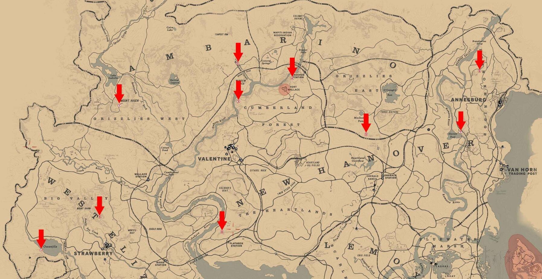 洞口县乡镇区域地图