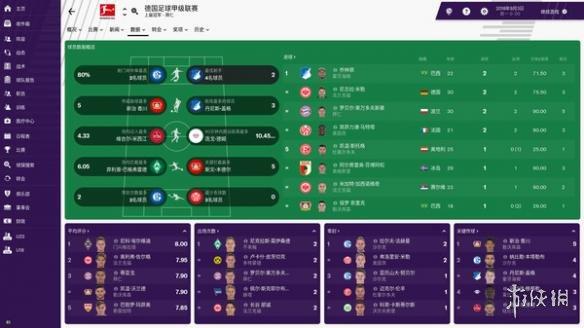 足球经理2019训练系统介绍 足球经理2019训练系统解析