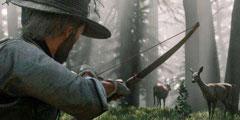 《荒野大镖客2》打猎心得分享 新手该怎么打猎?