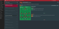 《足球经理2019》战术玩法分析 10种战术风格解析