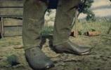 纽扣低帮靴