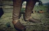 光滑骑行靴