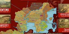《荒野大镖客2》大地图详细介绍 全地图收集地点一览