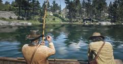《荒野大镖客2》钓鱼技巧视频分享 钓鱼快速入门方法