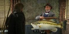 《荒野大镖客2》传说鱼怎么钓 传说鱼钓法技巧分享