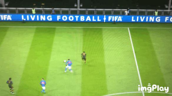 FIFA19贝巴转身有什么用 FIFA19贝巴转身作用详解2