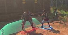 《河洛群侠传》木府任务最终战怎么打 高资质秒杀流刺客视频
