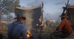《荒野大镖客2》海盗刀及海盗套装位置视频介绍 海盗刀在哪里
