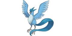 《精灵宝可梦皮卡丘伊布》神兽急冻鸟图鉴一览 急冻鸟属性配招介绍