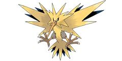 《精灵宝可梦let'sgo》神兽闪电鸟获取方法介绍 闪电鸟全招式一览