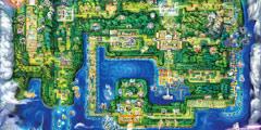 《精灵宝可梦let'sgo》全精灵地图分布一览 各宝可梦分布地点分享
