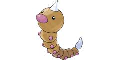 《精灵宝可梦皮卡丘伊布》独角虫属性一览 独角虫进化图鉴大全