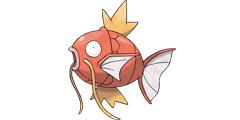 《精灵宝可梦let'sgo》鲤鱼王配招攻略分享 鲤鱼王进化图鉴一览